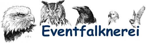 Eventfalknerei Logo